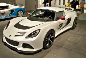 2012 Lotus Exige S live photos