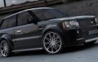 LSE Design Range Rover Sport Coupe