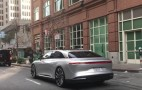 Spotted: Lucid Air whirring through San Francisco streets
