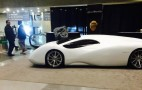 Lyons Motor Car Brings LM2 Streamliner 'Concept' To New York