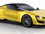 Magna MILA Plus concept, 2015 Geneva Motor Show