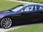 Magna Steyr to build Aston Martin Rapide