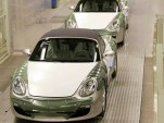 Magna Steyr to produce Porsche Boxster and Cayman from 2012