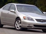 Major facelift planned next year for Acura RL