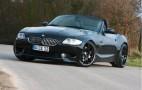 Manhart Unveils V-10-Powered, 550-HP BMW Z4