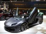 Mansory's Aventador Carbonado  -  2013 Frankfurt Motor Show