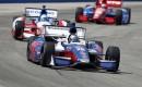 Marco Andretti at Milwaukee - Courtesy INDYCAR/LAT USA
