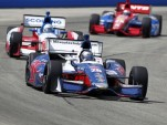 Marco Andretti Leads All-Important Iowa INDYCAR Practice