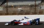 First 2012 INDYCAR Test At Indianapolis Motor Speedway