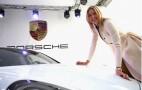 Maria Sharapova Shows Off Personalized Porsche Panamera GTS
