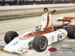 Mario Andretti 1974 Gurney Eagle