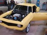 Mark Stielow  LS9-powered 1969 Chevrolet Camaro