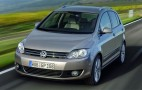 Volkswagen Golf Plus Mark VI revealed at Bologna Motor Show