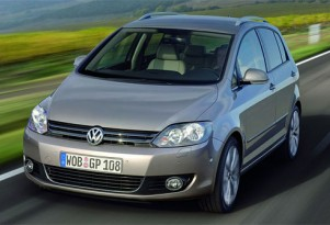 Mark VI Volkswagen Golf Plus