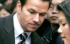 Mark Wahlberg's Hollywood Stop Earns Him A Hollywood Ticket