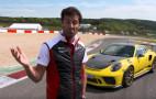 """Mark Webber drives 2019 Porsche 911 GT3 RS, calls it a """"brutal little weapon"""""""