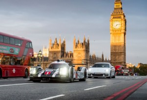 Britain's electric utility backs earlier ban on new cars with engines, in 2030