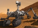 Mars Science Laboratory Curiosity rover (Image: NASA)