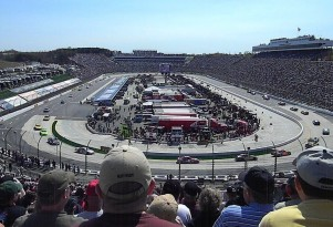 Martisville Speedway - image: Nascar1996