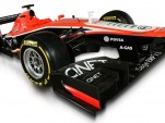Marussia's 2013 F1 car
