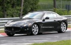 Spy Shots: Road-Going Maserati GranTurismo MC Corse In The Works?