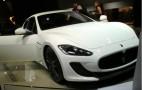 2010 Paris Auto Show: Maserati GranTurismo MC Stradale Live Photos