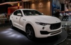 Maserati to offer plug-in hybrid version of Levante SUV