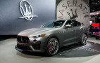 2019 Maserati Levante Trofeo brings V-8 fury to style party