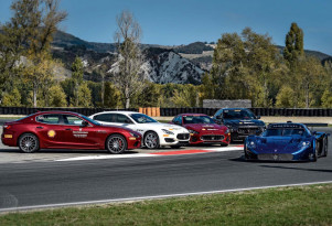Maserati launches track experience programs