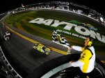 Matt Kenseth wins the Daytona 500 - Photo courtesy NASCAR