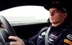 Max Verstappen comes away with 2019 Aston Martin Vantage specs after quick drive