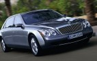 Maybach sales drop 25%, company insists it's immune to global economic crisis