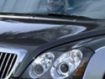 Maybach planning cabrio for Middle East Motor Show?