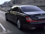 "Maybach releases the 62 ""S"" edition"
