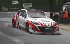 Mazda 3 hill-climb car hides a high-horsepower rotary secret
