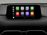 Mazda Apple CarPlay connectivity