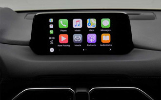 Mazda finally gets on board with Apple CarPlay, Android Auto in U.S.