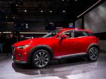 2019 Mazda CX-3, 2018 New York auto show
