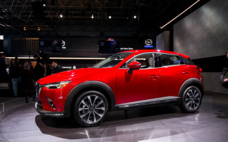 2019 Mazda CX-3 revealed: small crossover, smaller changes
