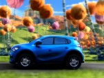 2013 Mazda CX-5 Fuel Efficiency Is Lorax-Approved, Says Dr. Seuss