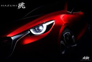 New Mazda Hazumi Concept Is New Mazda 2, Next Toyota Yaris Too