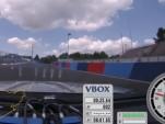 Robert Serwanski laps Nürburgring in Miata NC