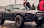 This wild off-road Mazda Miata isn't afraid to get dirty