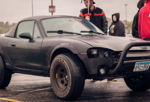 This wild off-road Mazda Miata isn't afraid to get dirty