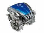 Mazda SKY D diesel engine