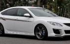 Mazda6 'Circuit Trial' images surface before 2009 Tokyo Auto Show