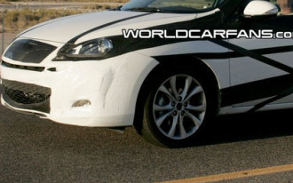 New 2010 Mazda 3 Spotted