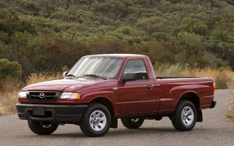 B-Series, B-Seeing You: Mazda Leaves U.S. Pickup Market
