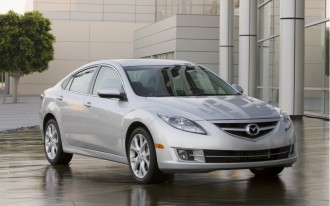 2009-2010 Mazda Mazda6 recalled for airbag problem