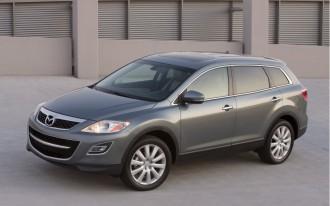 Driven: 2010 Mazda CX-9